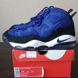 NEW Mens Nike Air Max Uptempo Basketball Shoes
